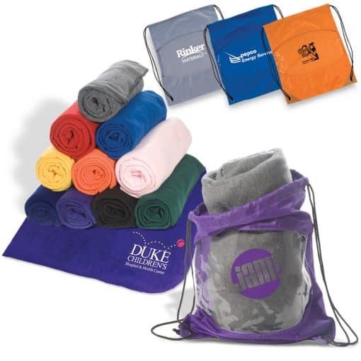 Blanket-Bag Combo
