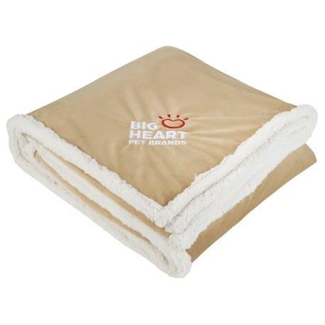 Field & Co.® Cambridge Oversized Sherpa Blanket