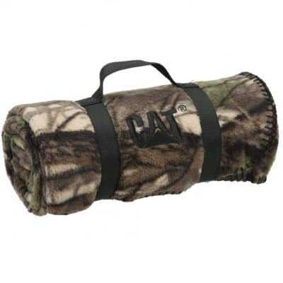 Camo Nature Blanket w/ Nylon Strap