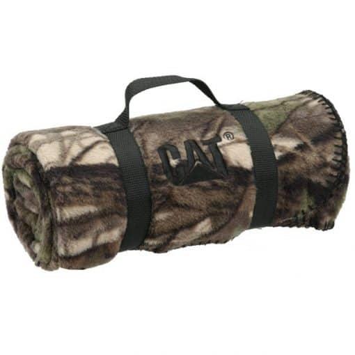 Camo Nature Blanket w/ Nylon Strap