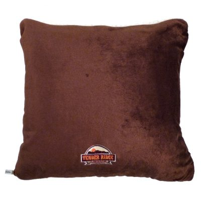 Lambswool Microsherpa Throw & Pillow