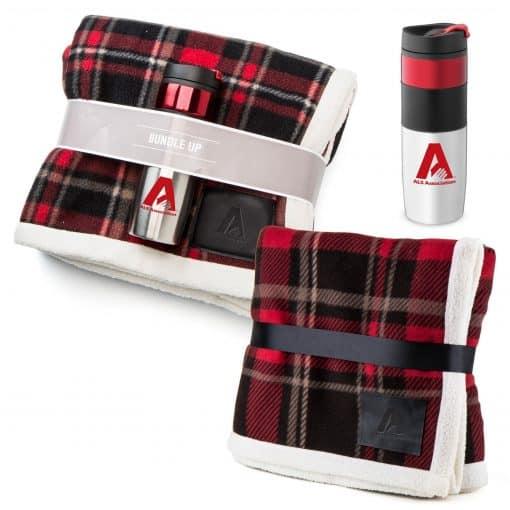 Bundle Up Blanket Gift Set