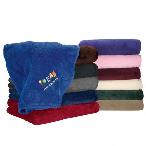 Brookshire Micro-Plush Blanket