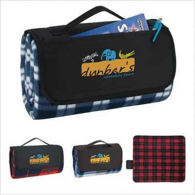 Good Value® Roll Up Picnic Blanket
