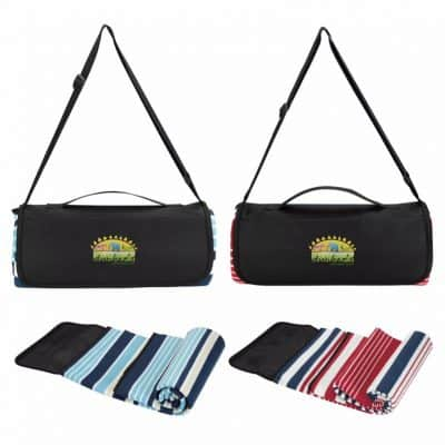 Good Value® Shoulder Strap Picnic Blanket