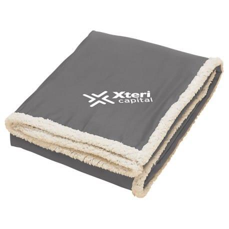 Sherpa Blanket Brand Blanket