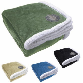 Good Value® Oversized Sherpa Blanket