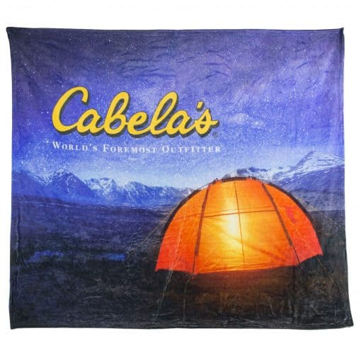 """50"""" x 60"""" Full Color Silk Touch Blanket (50""""x60"""")"""