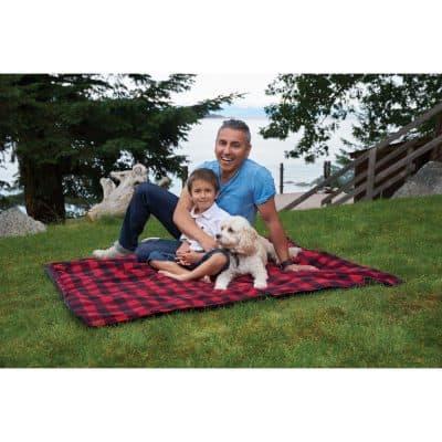 Tek Explorer Blanket (Laser Patch)