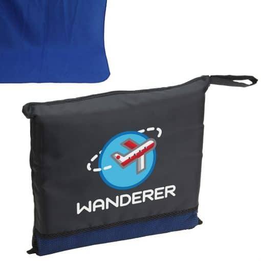 Wanderer Travel Blanket