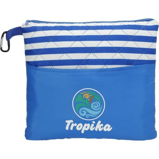Portable Beach Blanket and Pillow