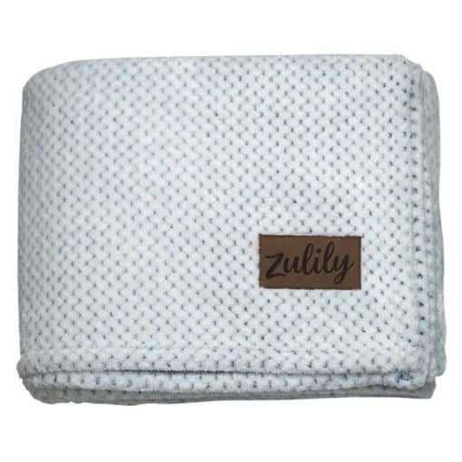 Textured Plush Blanket (NEW)