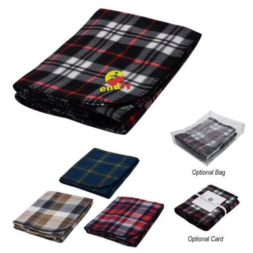Fraser Fleece Blanket