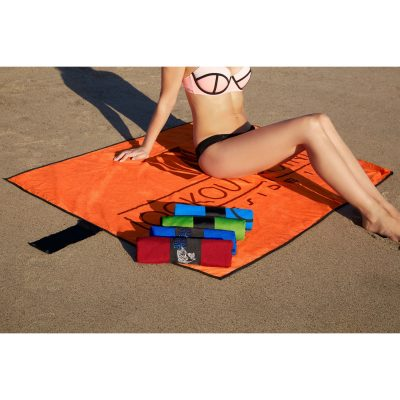 Sand Repellent Beach Blankets (Screen Print)