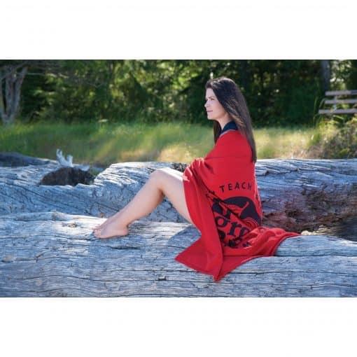 Sweatshirt Blanket (Embroidery)