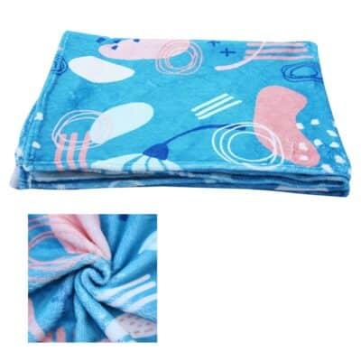 Flannel Blanket - Full Color Custom Print