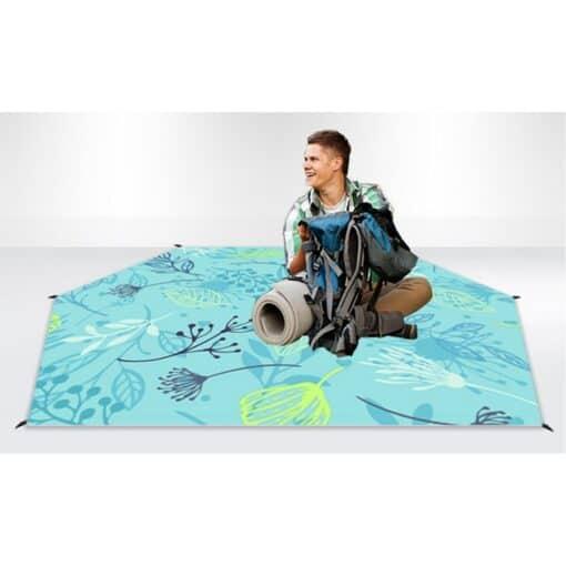 Outdoor Blanket - Full Color Custom Print